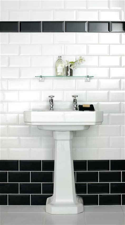Wall Tiles Bathroom by Metro Bevelled Edge 150x75 White Tile 1497 Metro
