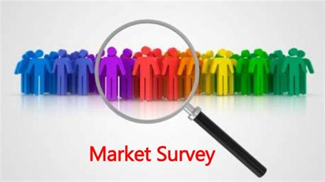 Marketing Survey - design and market customer requirements market survey
