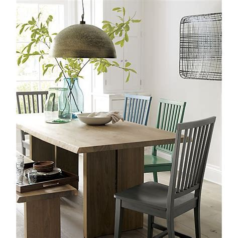 crate and barrel dakota table 12 best tables images on dining rooms dining