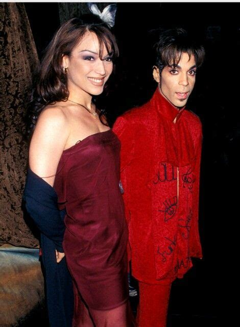 prince nelson and mayte prince on pinterest