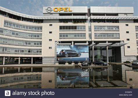 opel germany russelsheim germany adam opel building headquarters of