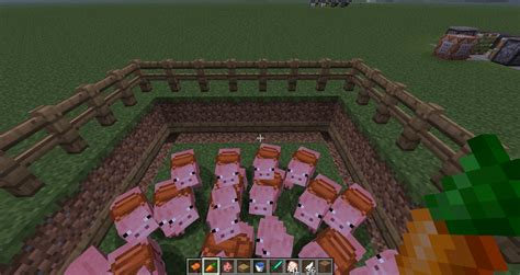 How To Make A Small Barn In Minecraft Minecraft Animals Still Escape Their Pens Arqade