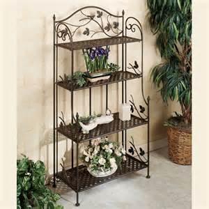 indoor plant shelves songbird symphony indoor outdoor etagere