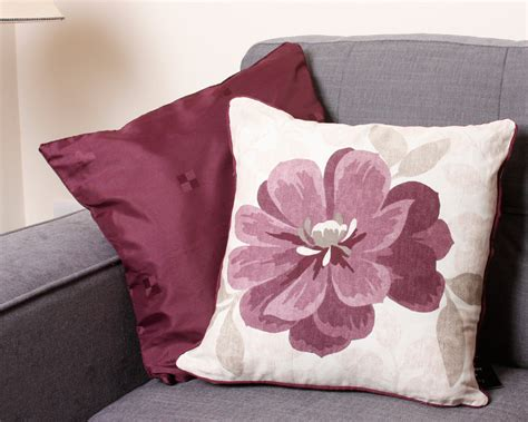 Plum Pillow Covers by Plum Cushion Cover Harry Corry Limited