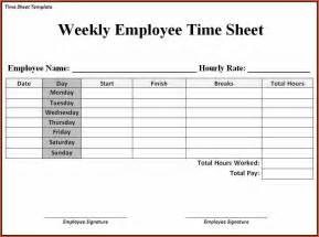 sample time sheet proposalsheet com