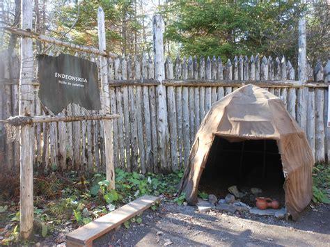 hutte sudation hutte de sudation photo de 182 wendake elo au pays