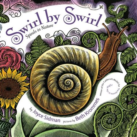 patterns in nature children s book the nonfiction detectives swirl by swirl spirals in