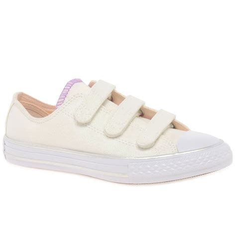 converse oxford 3v youth canvas shoes