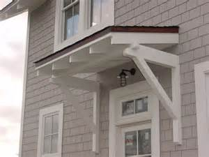 Awning Above Front Door 25 Best Ideas About Front Door Overhang On