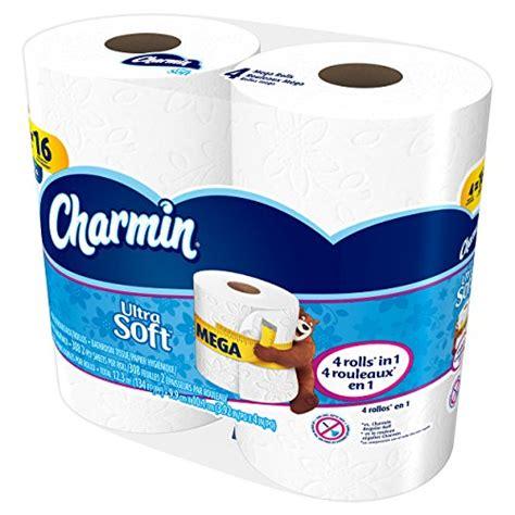 Who Makes Soft Toilet Paper - charmin ultra soft toilet paper bath tissue mega roll