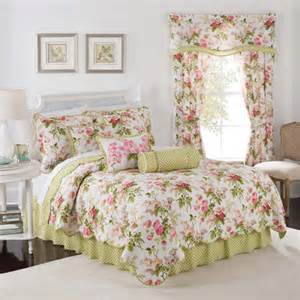 waverly s garden quilt bedding sets and accessories