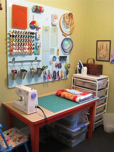 area of a room small sewing area in the corner of a room