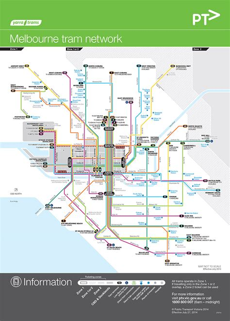work melbourne how do melbourne trams work one stop adventures