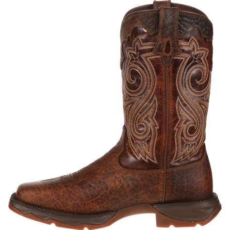 rebel by durango s steel toe western boots