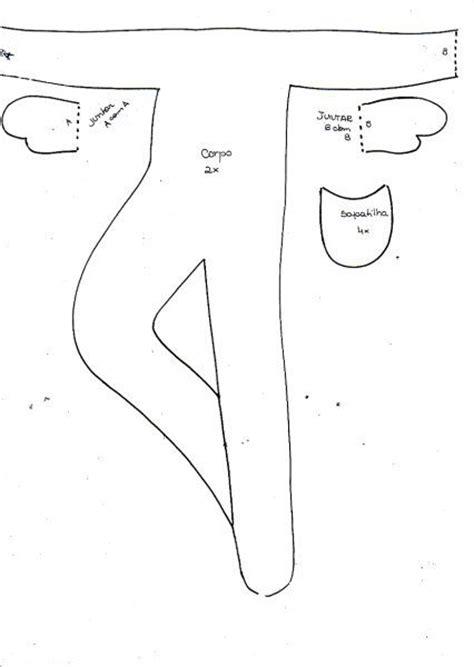 moldes de fofuchas bailarinas bailarina de ballet en goma eva manualidades en goma eva