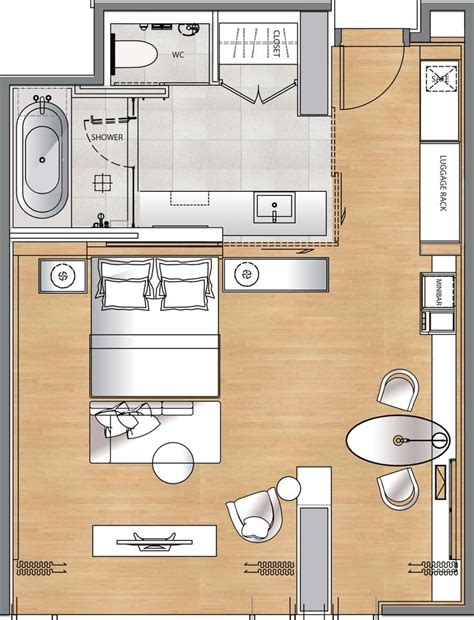 hotel room floor plan design 25 best ideas about hotel room design on