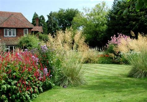 Angela Granell Garden Designs Garden Design Ideas For Large Gardens