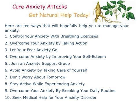 how to relieve anxiety remedies remedies to heal your mind