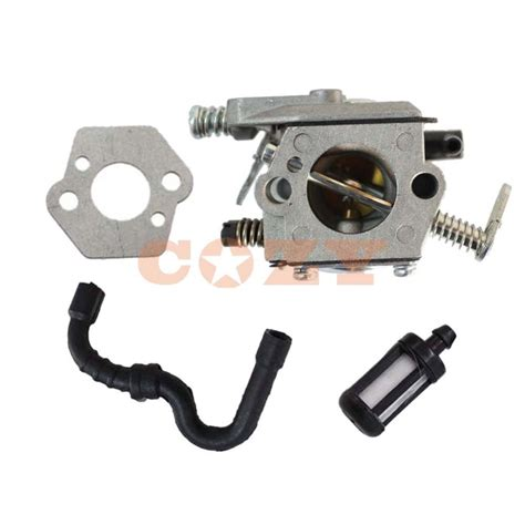 Spare Part Stihl Ms 180 Carburetor Karburator replacement carburetor carb engine parts for stihl chainsaw 017 018 ms170 ms180 1130 120 0603 in