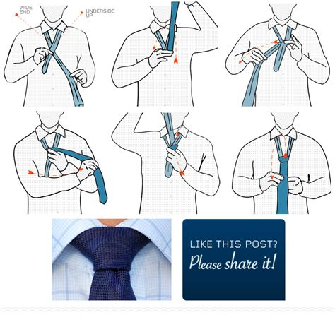 How To Tie Knots - how to tie a nicky tie knot primer