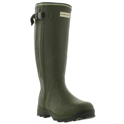 mens zipped wellington boots original wellingtons balmoral neoprene zip womens