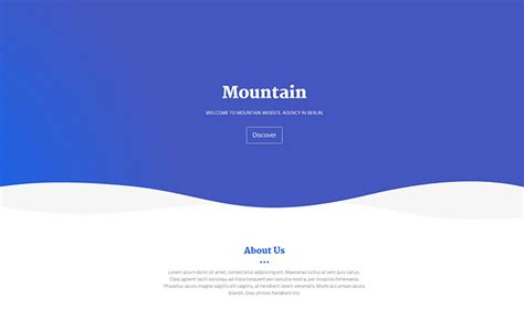 Free Bootstrap Agency Html5 Template Download For Start Ups Or Small Business Html5 Template Free 2017