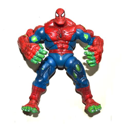 Marvel All Figure biz marvel legends classics spider figure in