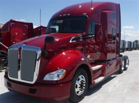 kenworth t680 automatic for sale bco appreciation days truck giveaway landstar