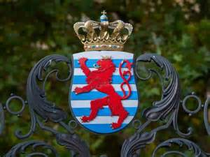 coat of arms luxembourg