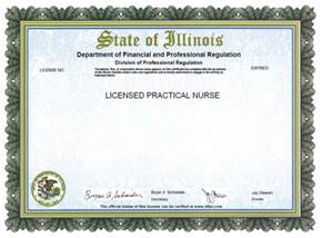 how to print your nursing license american home health s