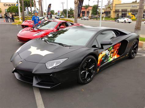 Lamborghini In Batman Aventador Lamborghini Lp700 Supercars Tuning Wrapping