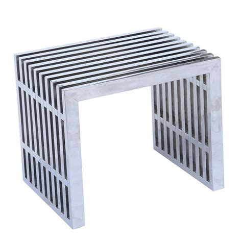 stainless steel benches zeta stainless steel bench short