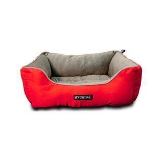 kmart dog beds purina comfy cube pet bed 20x20x6 1 pc pet supplies