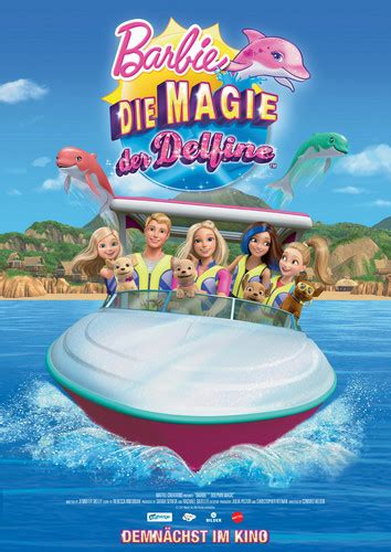 film barbie dolphin magic barbie movies images barbie dolphin magic official poster