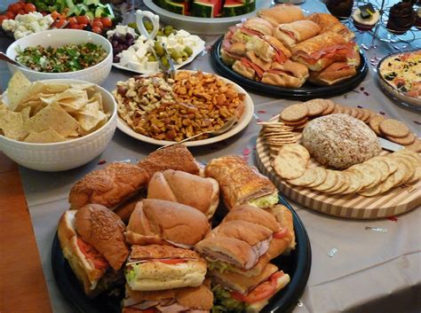 party food graduation party menu ideas search results calendar 2015