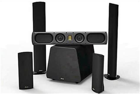goldenear supercinema  home theater speaker system