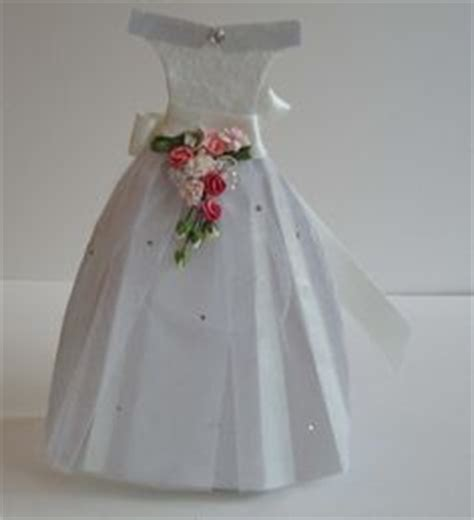 How To Make Origami Wedding Dress - 1000 images about origami dress up on origami