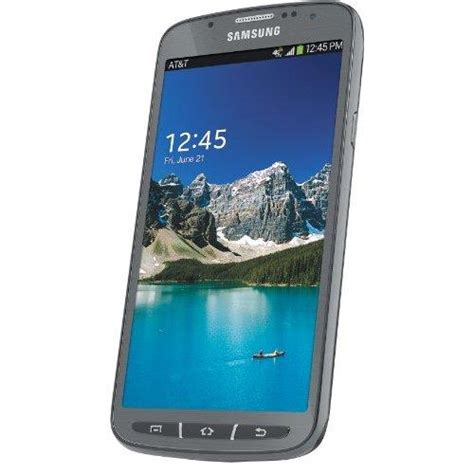 Samsung Rugged Smartphone by Samsung Galaxy S4 Active Sgh I537 At T Talk Great