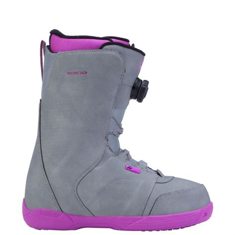 womans snowboard boots ride boa snowboard boots s 2014 evo outlet