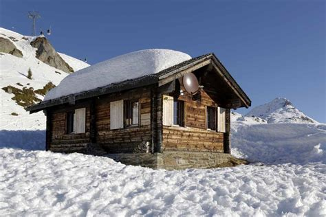 chalet auf 2200m auf der riederalp mieten - Hütte Mieten 2 Personen
