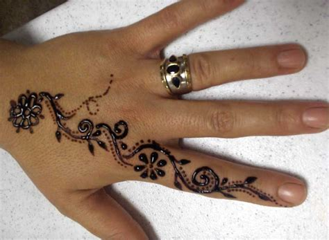 henna mehndi designs for hand feet arabic beginners kids