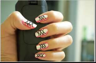 cool easy nail designs to do yourself easy way nail art