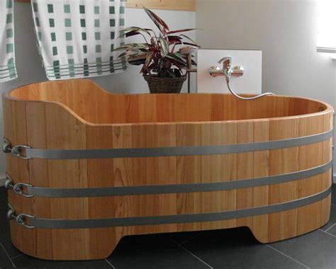 Holzzuber Badewanne by Holzbadewannen