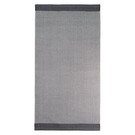aspegren teppich aspegren teppich l 228 ufer herringbone graymix 70x130