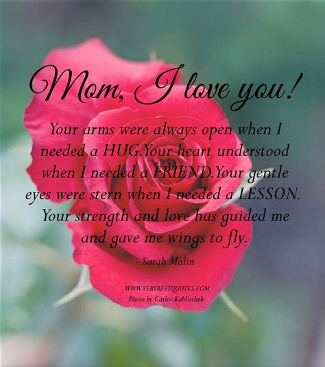 quotes for mother s day mother s day quotes and sayings mom i love you quotes