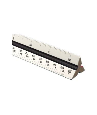 Alvin 240b Series 12 Quot by Alvin 240b Series Bamboo Architect Triangular Scale Tiger