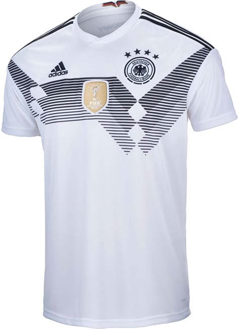 Jersey Germany Home adidas germany home jersey 2018 19 soccerpro