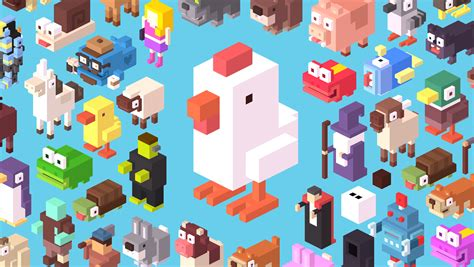new year characters crossy road crossy road updated with fortune chicken and other