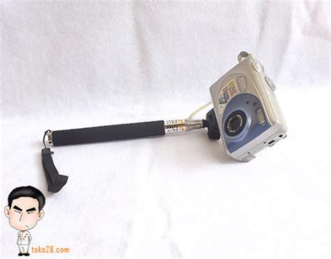 Monopod Kamera Pocket monopod kamera digital atau handphone panjang 1 1 meter