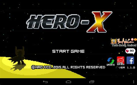 x mod game center hero x mod tiền game dị nh 226 n x men 8 bit cho android
